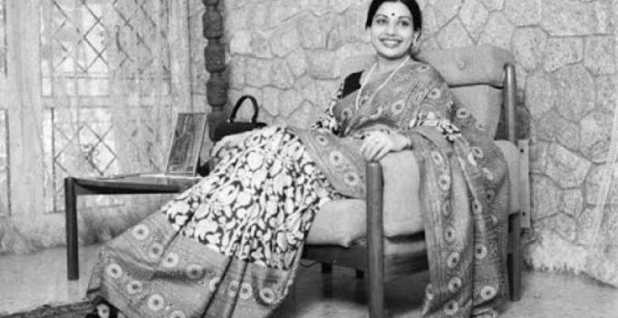 J Jayalalithaa: The Superstar