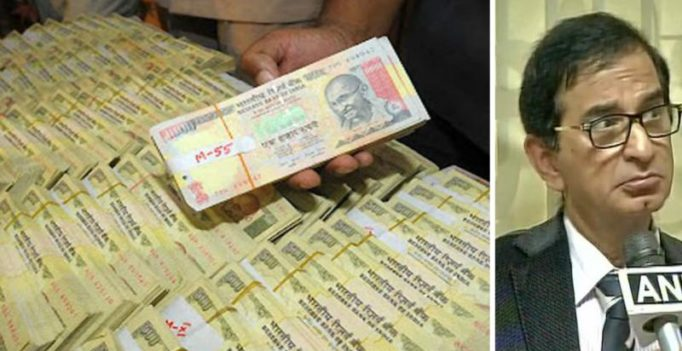 Guj man who disclosed black money worth Rs 13,860 crore is untraceable