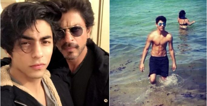 I tell Aryan to put on a T-shirt always; don't do something a girl can't do: SRK