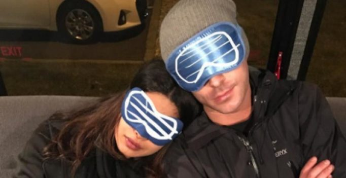 Priyanka Chopra cosies up with Baywatch co-star Zac Efron; something brewing?
