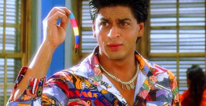 Shah Rukh gets nostalgic as he cleans his iconic costumes from 25 years