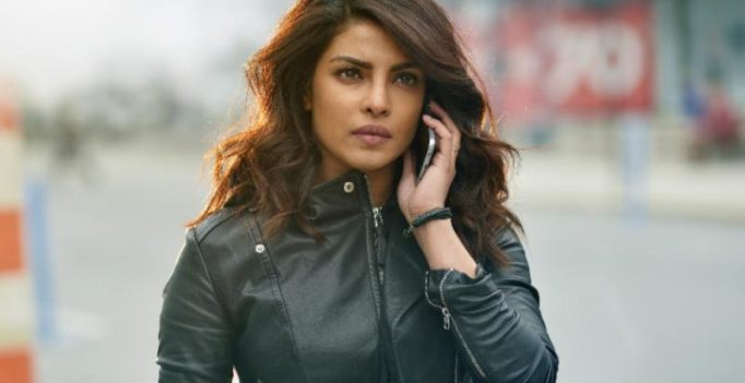 Priyanka Chopra hospitalised after accident on Quantico set
