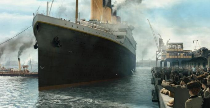Fire in boiler real reason for Titanic's sinking: documentary