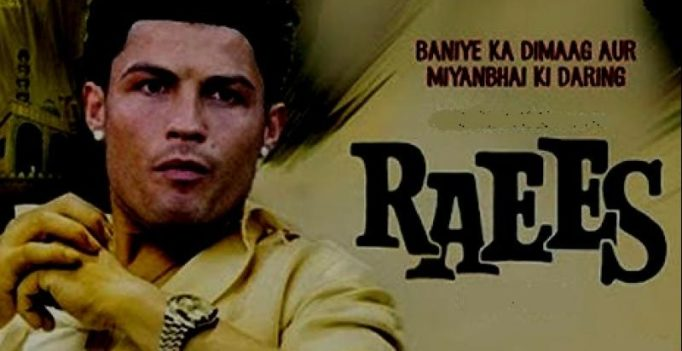 Video: Spoof of Raees trailer featuring Cristiano Ronaldo is hilarious