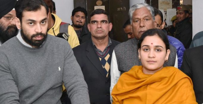 Mulayam's younger son, daughter-in-law Aparna have Rs 23 crore assets