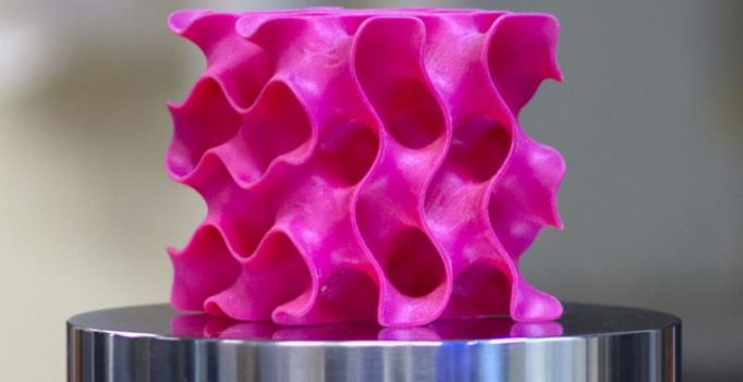 Researchers design the strongest, lightest materials yet