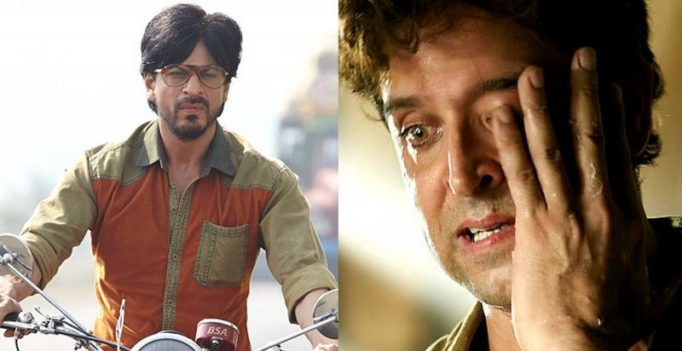 Box-office day 4: Raees takes a mind-boggling 34 crore lead over Kaabil