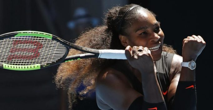 Serena Williams sets up dream Australian Open final against sister Venus
