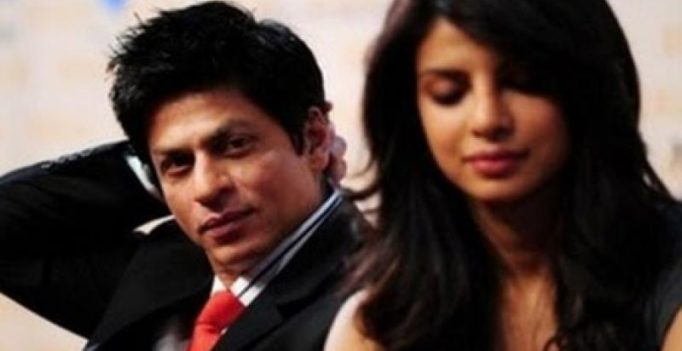Finally! Priyanka speaks about being a part of SRK's Sahir Ludhianvi film