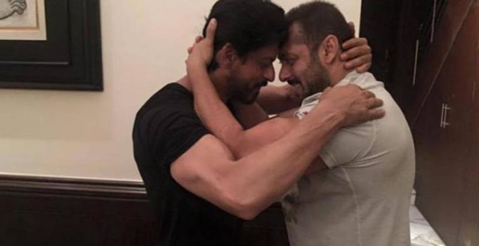 The Khans finally reunite! Shah Rukh and Salman team-up for a war movie