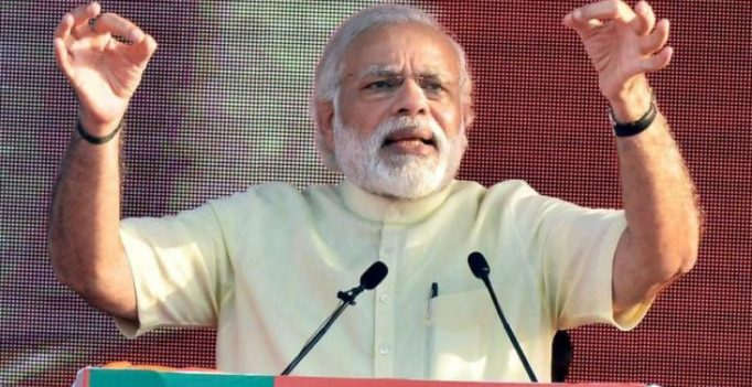 Amid SP war, Modi to addess rally in Lucknow today