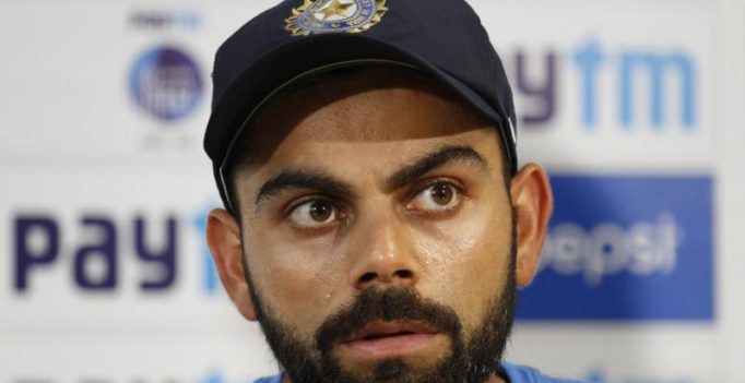 Virat Kohli reveals why he opened the batting in Kanpur T20 against England