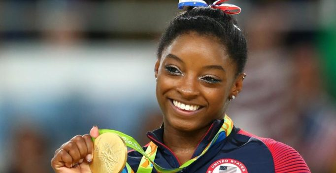 Dipa Karmakar's contribution to Indian sports is remarkable: Rio champ Simone Biles