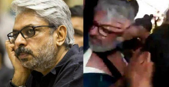 Padmavati row: B'wood slams 'heinous' attack on Bhansali, demands action