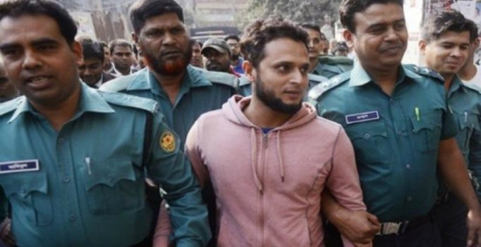 Bangladesh cricketer Arafat Sunny sent to jail