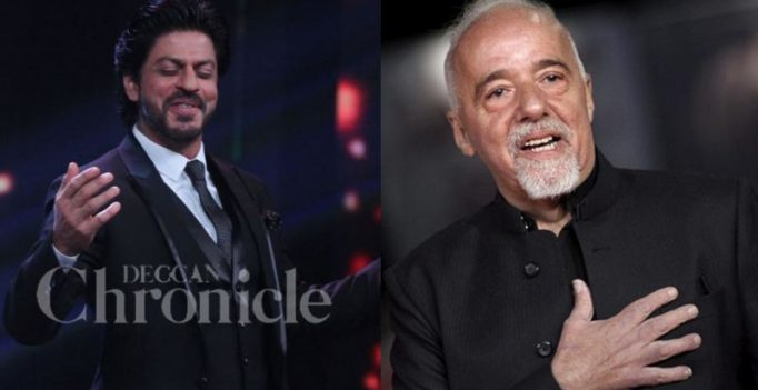 SRK deserved Oscar for MNIK but H'wood too manipulative: Paulo Coelho