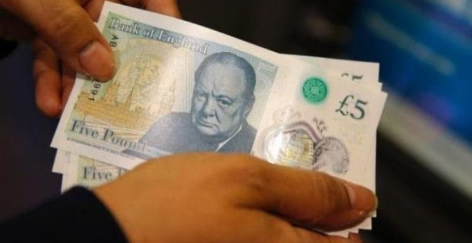 UK says it won't 'demonetise' £5 notes that contain animal fat