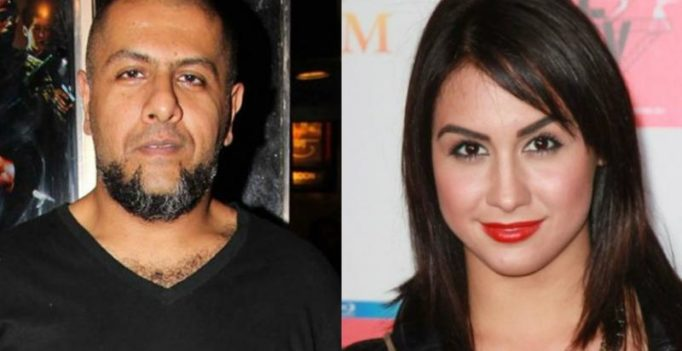 Is Lauren Gottlieb the new girl in Vishal Dadlani's life after his divorce?