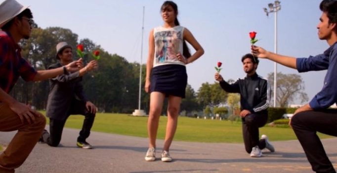 Video: IIT Roorkee show off dance moves on Ed Sheeran's 'Shape of You'