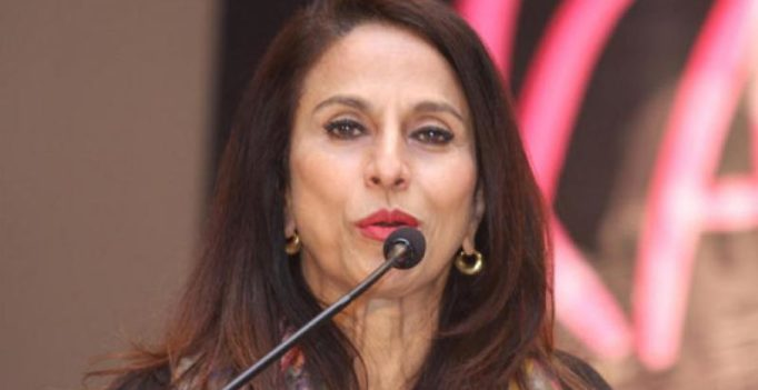 Shobhaa De shares 'funny' post on Twitter, gets stern message from Mumbai Police