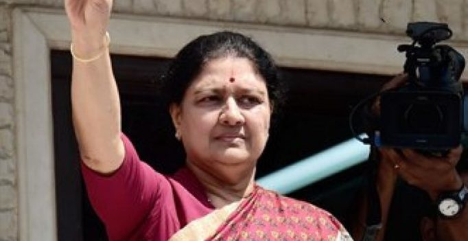 I encouraged Jayalalithaa to continue in politics: VK Sasikala