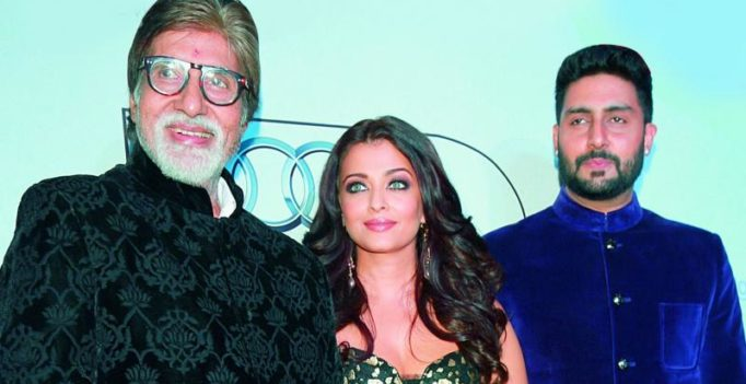 Bachchans to reunite on screen
