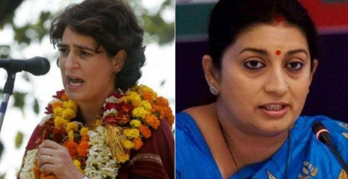 Priyanka Gandhi will decide where to campaign in UP, not Smriti Irani: Cong
