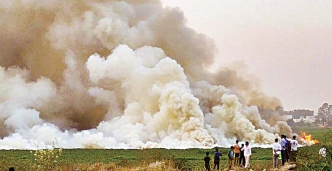 Bellandur lake: No smoke without fire