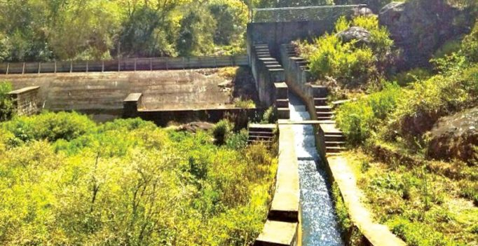 Water released from Kamaraj Sagar for wildlife needs