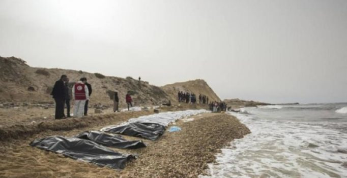 74 bodies of migrants wash ashore in Libya: Red Crescent