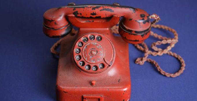 Adolf Hitler's 'destructive' wartime phone up for auction