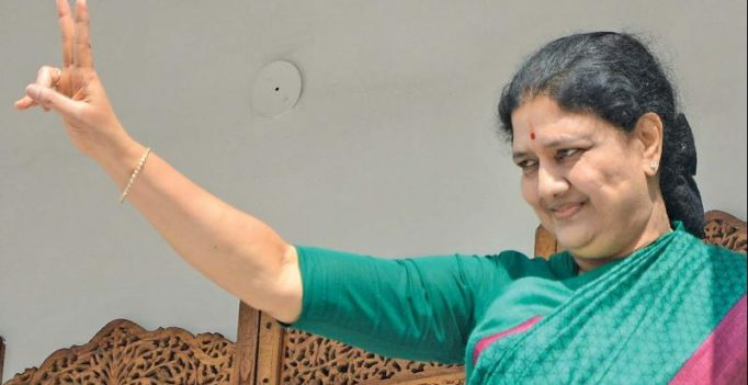 Sasikala appoints senior AIADMK leaders to key party posts