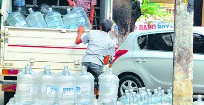 Recycled bottles endanger Vijayawada