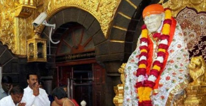 Italian woman donates Rs 28 lakh gold crown to Shirdi Saibaba