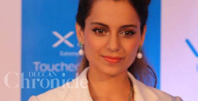 All my exes want to get back with me, that's a record I hold, says Kangana