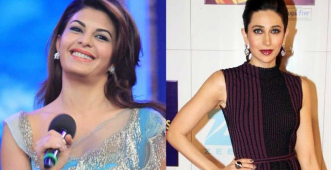 'Karisma hasn't given me any tips': Jacqueline on reprising her Judwaa role