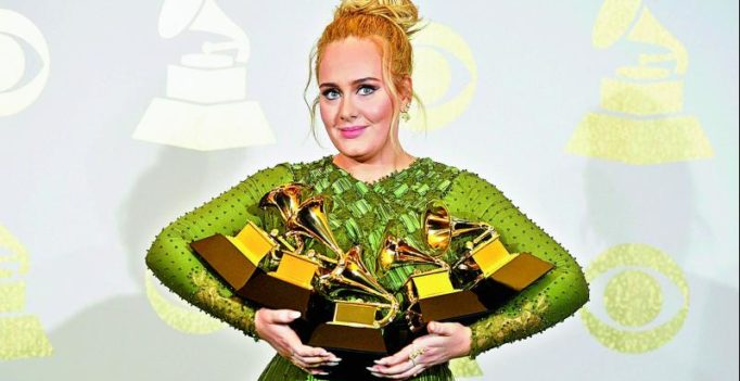 Adele made $625,000 for every show last year