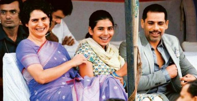 Priyanka Gandhi's daughter will be Congress saviour, says Janardhan Poojary