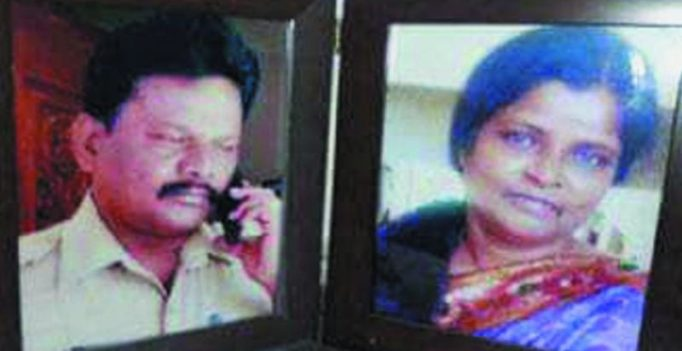 Telangana: 'Harassed', accused of graft, cop kills wife and ends life