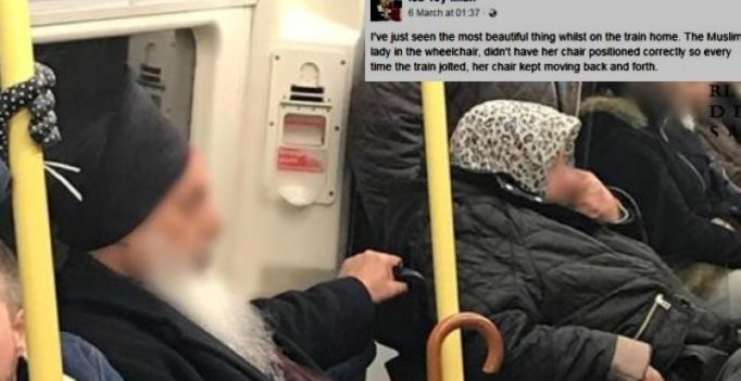 Facebook post about Sikh man helping Muslim woman goes viral