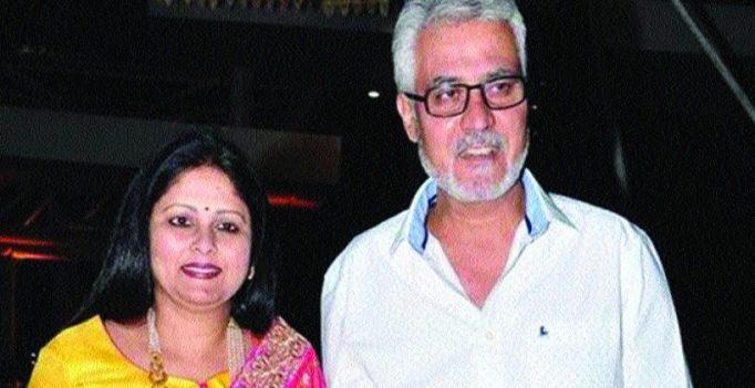Jayasudha's husband Nitin Kapoor commits suicide