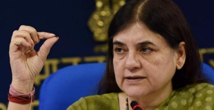 Maneka Gandhi writes to Arun Jaitley for making sanitary napkins tax free