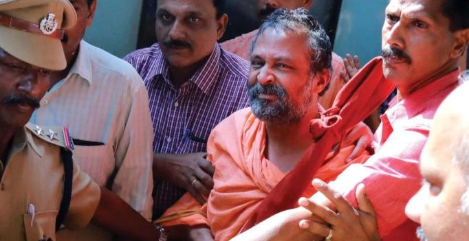 Central Bureau of Investigation produces 'missing' Swami Raghavendra Thirtha
