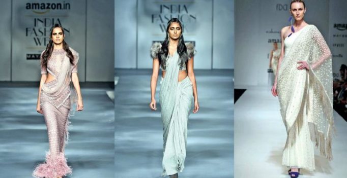 Dawn of the new-age sarees