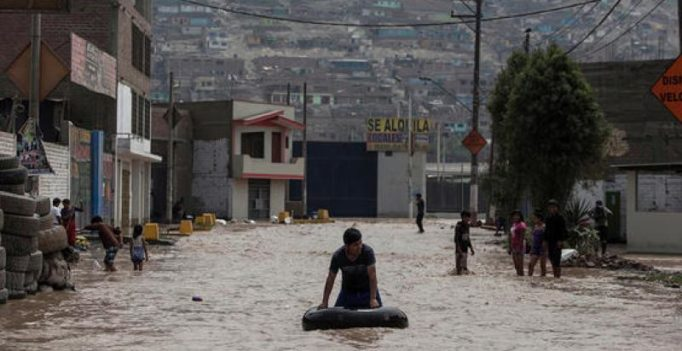 More rain looms as Peru struggles with disastrous floods