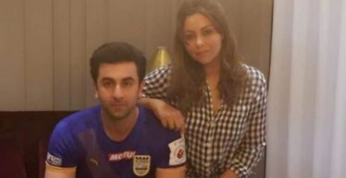 Ranbir writes beautiful letter to Gauri thanking her for designing his house