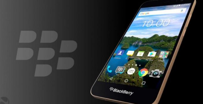BlackBerry Aurora smartphone with 4GB RAM announced