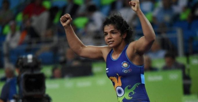 Haryana sports minister rejects Sakshi Malik's claim