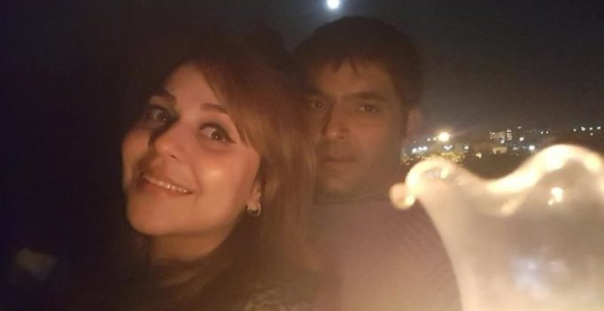 Kapil Sharma is dating Ginni Chatrath, confesses to being hopelessly in love!