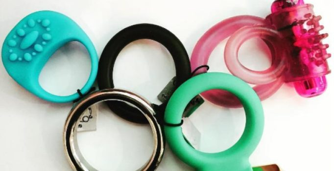 Penis rings are a thing and they are quickly becoming a trend